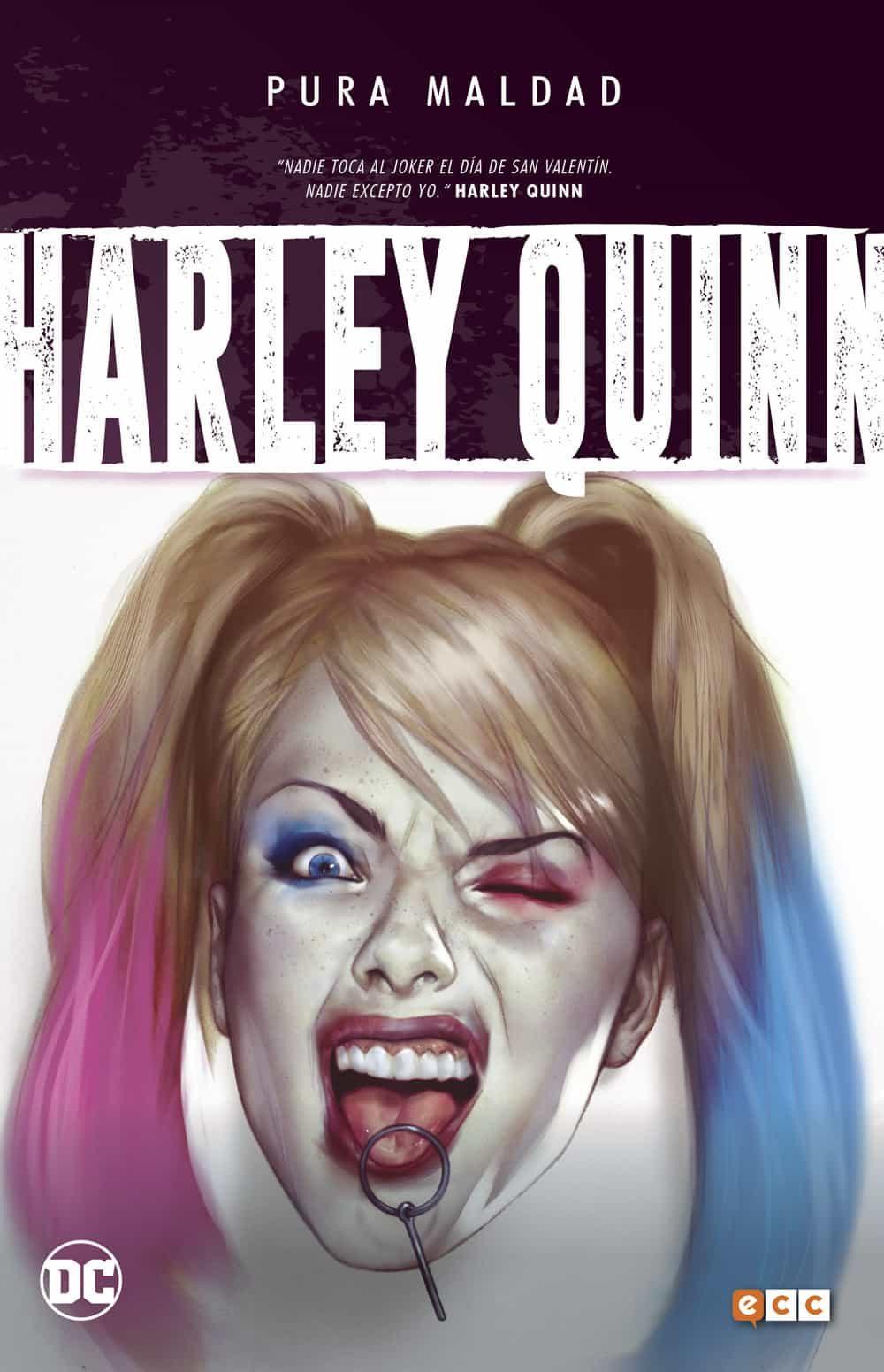 Pura Maldad: Harley Quinn - Vv.aa.