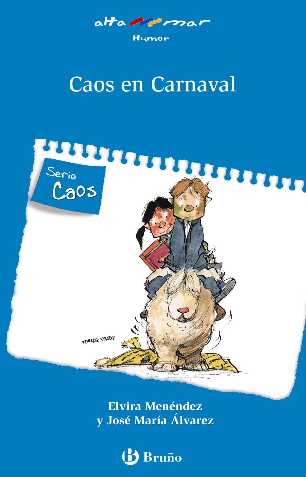 Caos En Carnaval (altamar) - Menendez Gonzalez Elvira