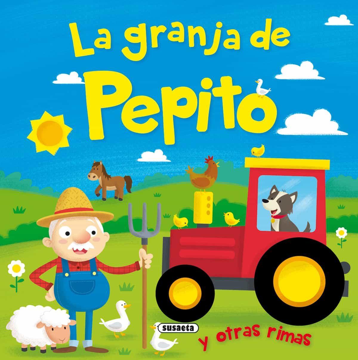 La Granja De Pepito Y Otras Rimas - Vv.aa.