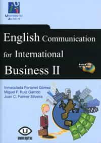 English Communication For International Business Ii (incluye Cd) - Fortanet Gomez Inmaculada