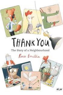 Thank You. Story Of A Neighbourhood - Bonilla Rocio