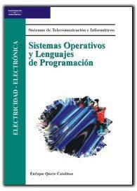 Sistemas Operativos Y Lenguajes De Programacion - Quero Catalinas Enrique