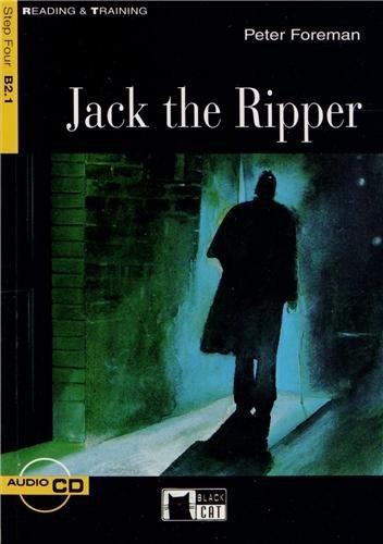 Jack The Ripper (pre-intermediate) (eso 4 - Bachillerato) (incluy E Au - Foreman Peter
