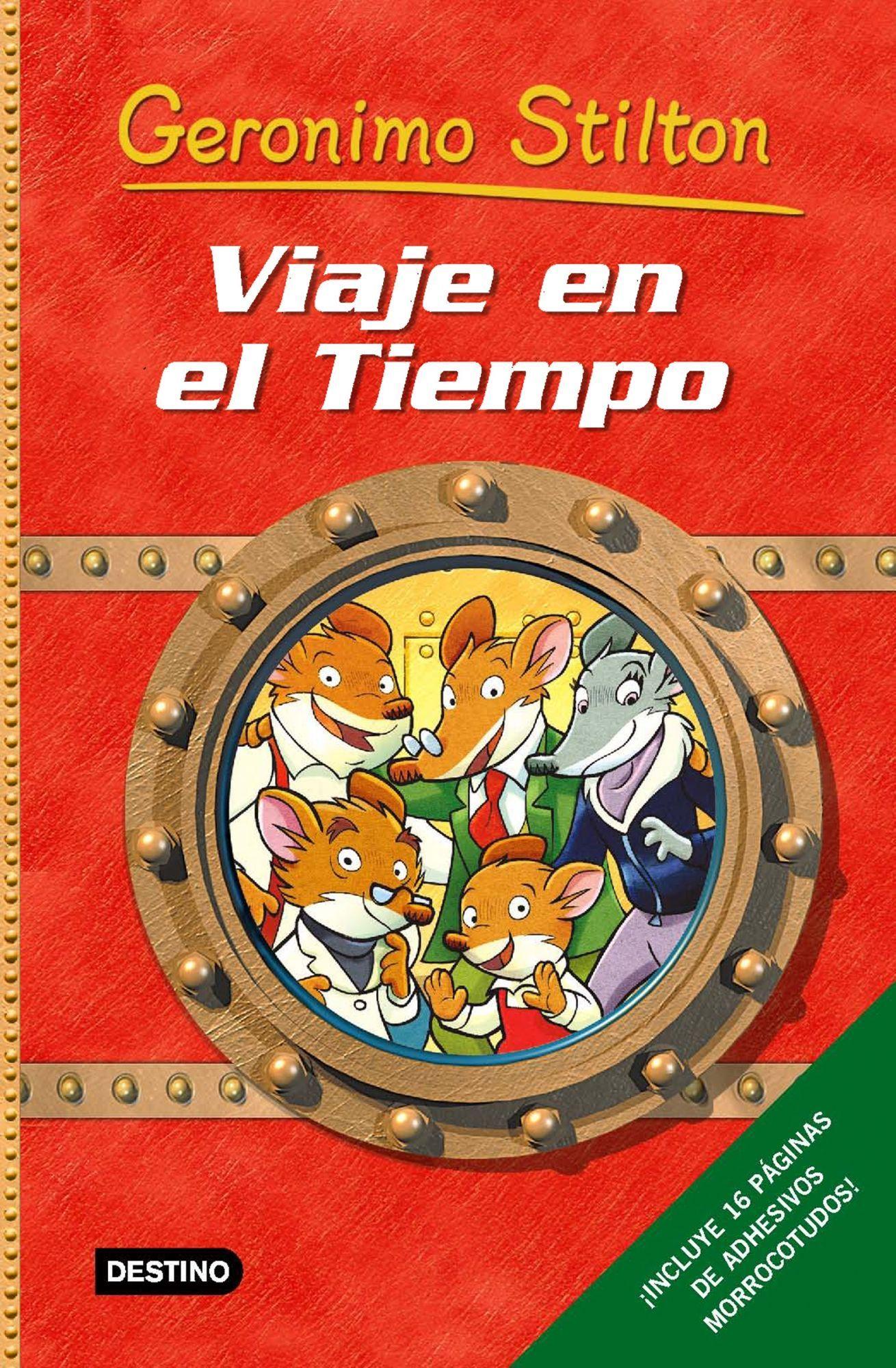 Viaje En El Tiempo 1 (geronimo Stilton) - Stilton Geronimo