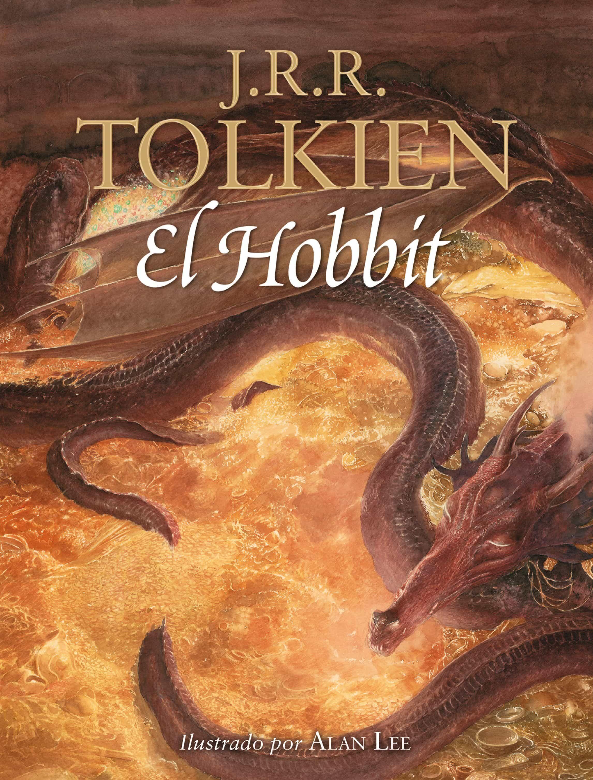 El Hobbit Ilustrado - Tolkien J.r.r.