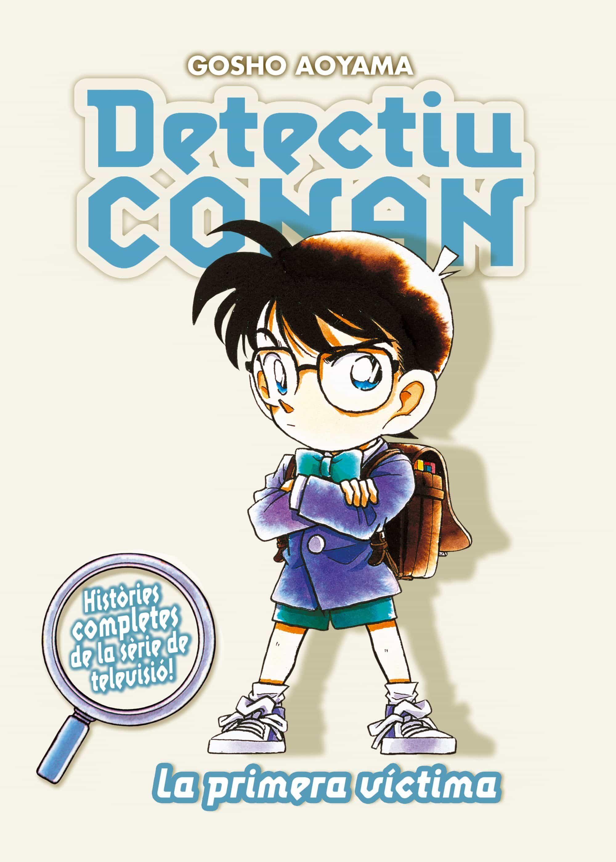 Detectiu Conan 5: La Primera Víctima - Aoyama Gosho