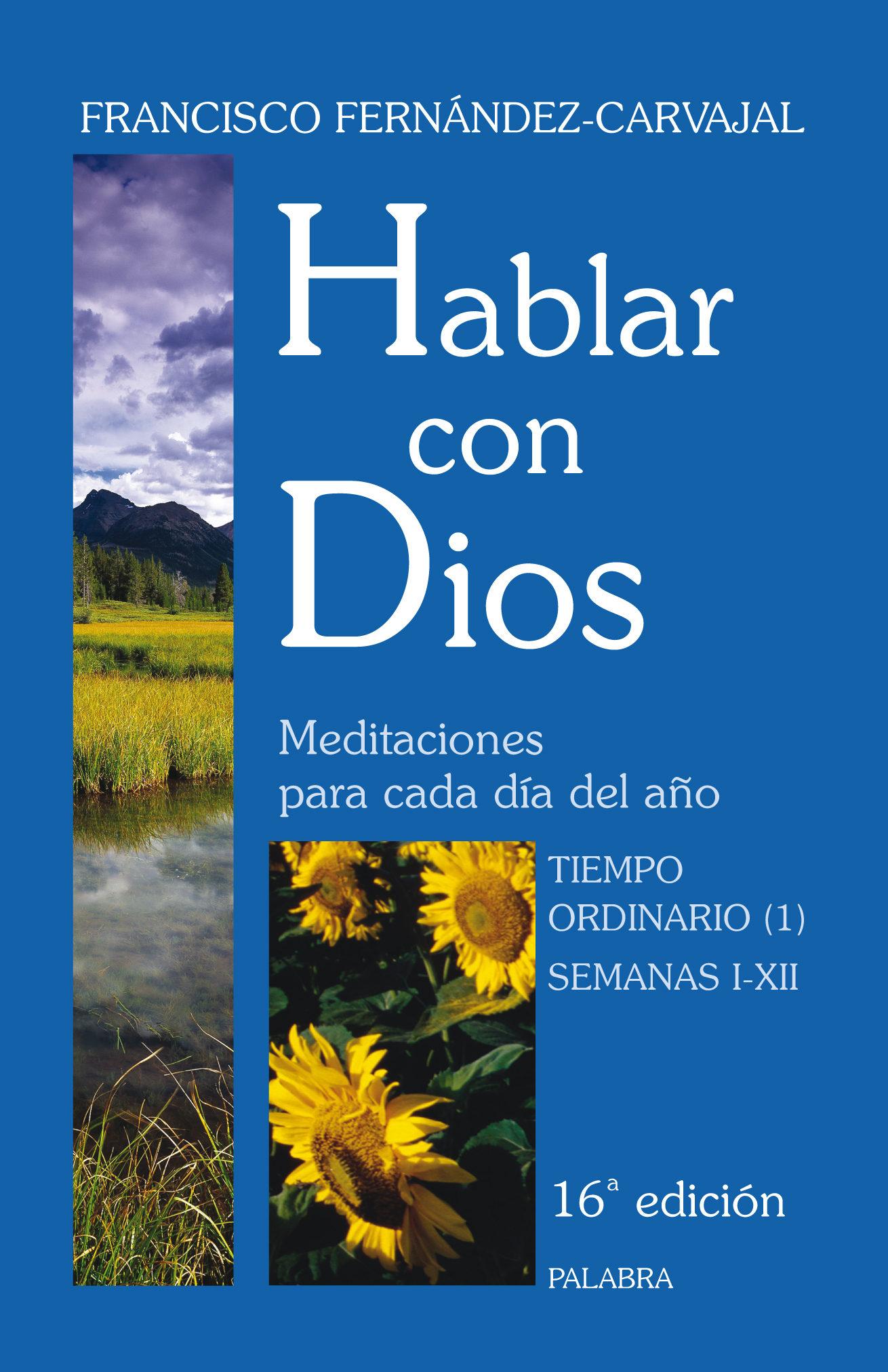 Hablar Con Dios (t. Iii) (16ª Ed.) - Fernandez-carvajal Francisco