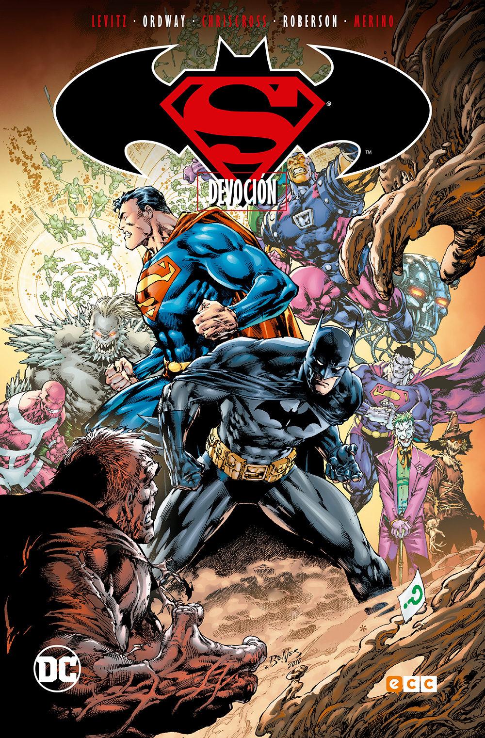 Superman/batman Vol. 06: Devoción - Vv.aa.