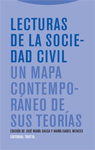 Lecturas De La Sociedad Civil. Un Mapa Contemporaneo De Sus Teori As - Sauca Jose Maria (ed.)