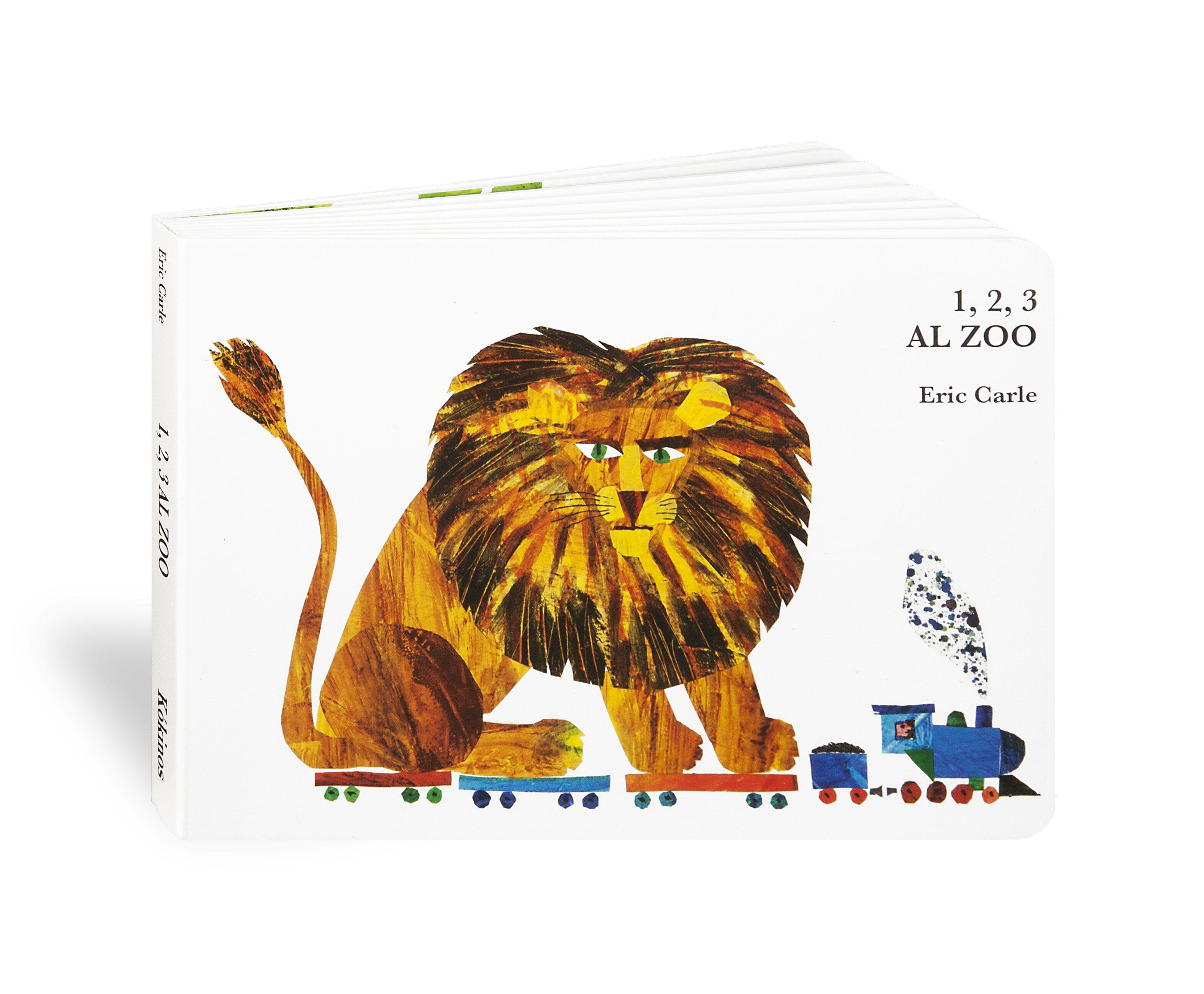 1 2 3 Al Zoo - Carle Eric