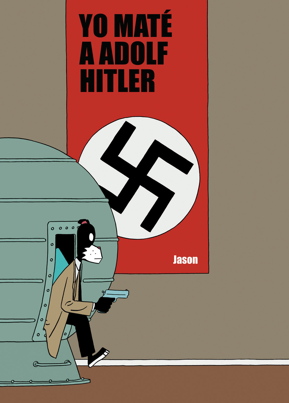 Yo Mate A Adolf Hitler - Jason