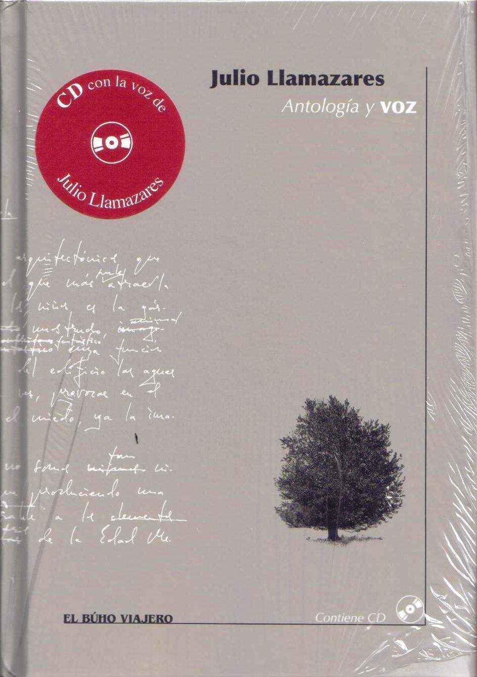 Julio Llamazares : Antologia Y Voz (audiolibro) - Llamazares Julio