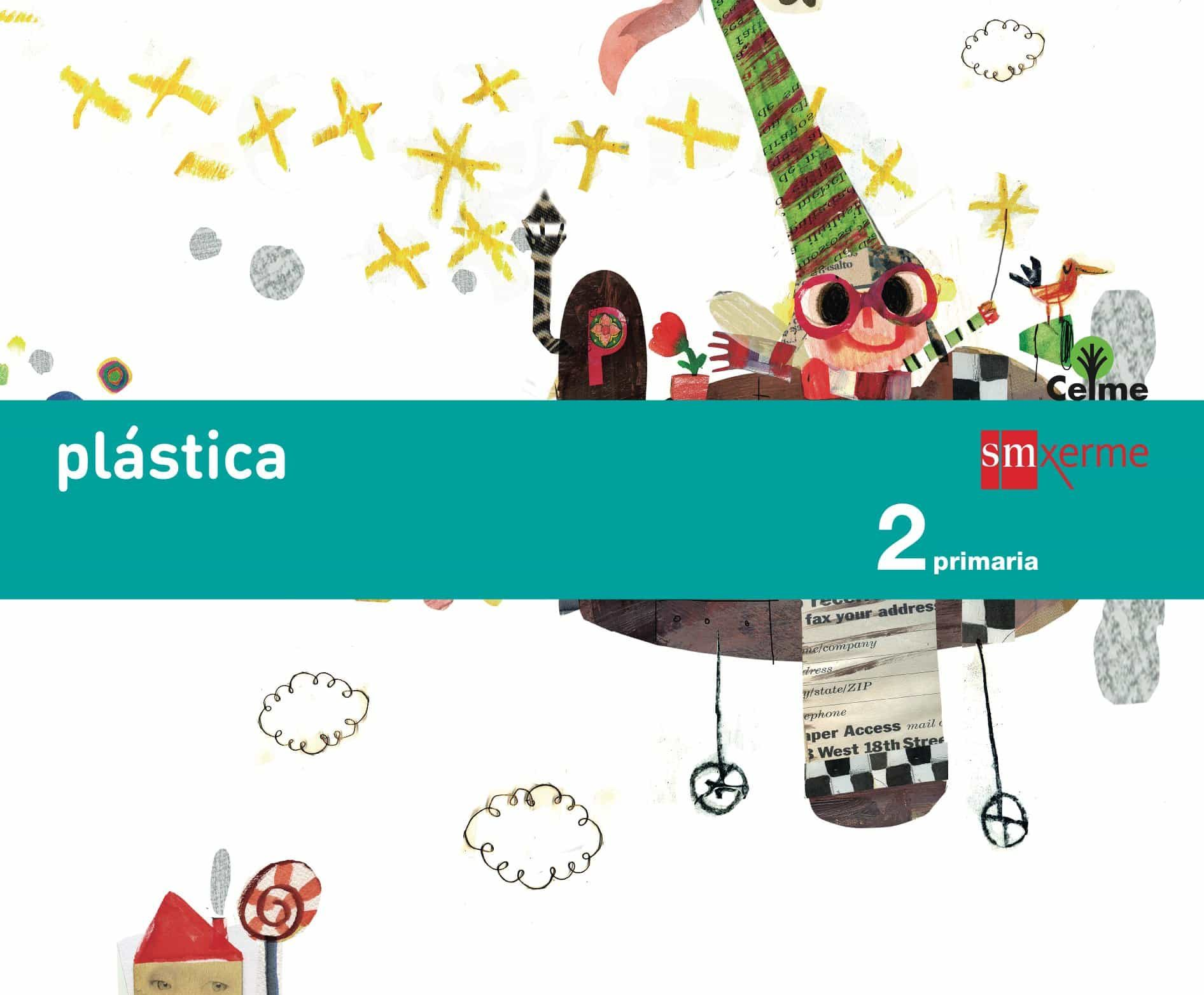 Plástica 2º Educacion Primaria Celme Ed 2015 - Vv.aa.