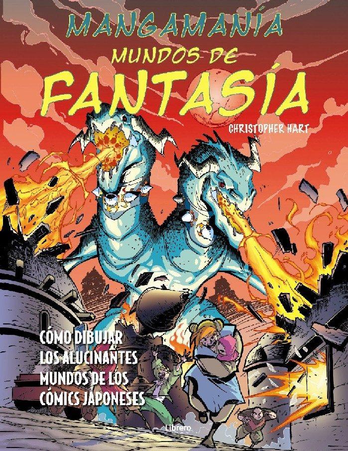 Mangamania Mundos De Fantasia - Hart Chistopher