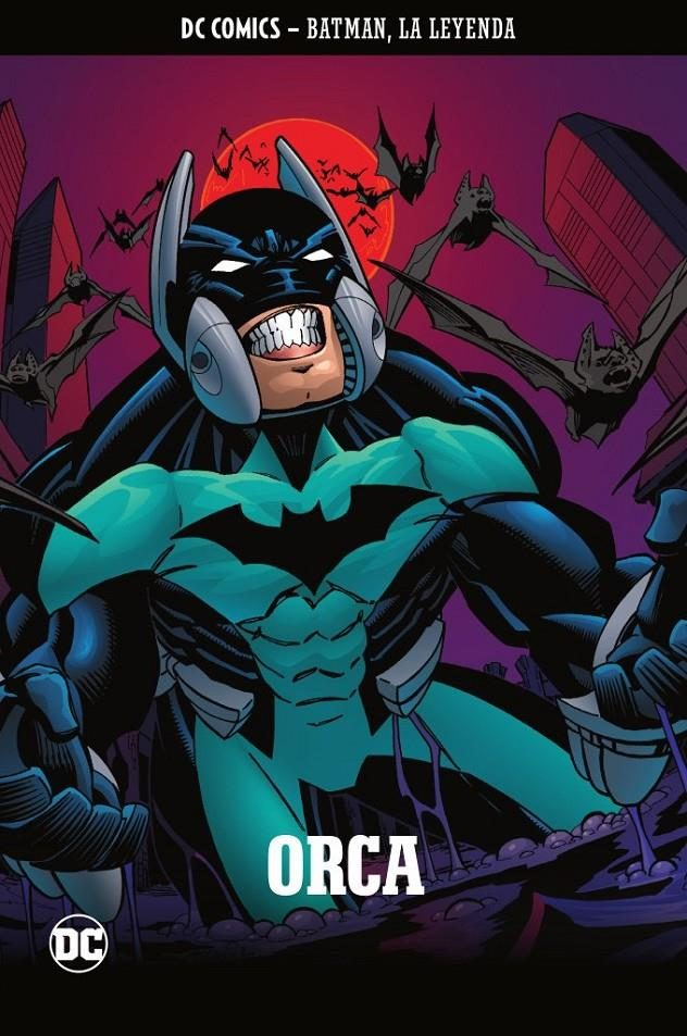 Batman La Leyenda Nº 20: Orca - Hama Larry