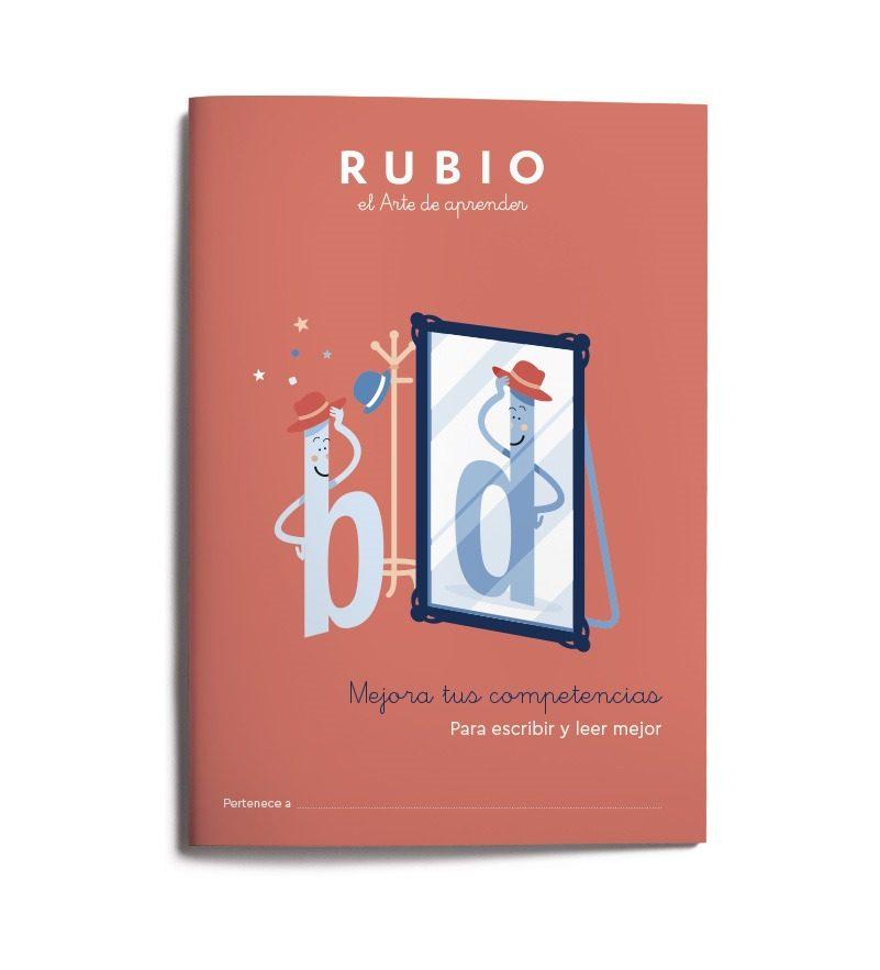 Para Escribir Y Leer Mejor Rubio - Vv.aa.