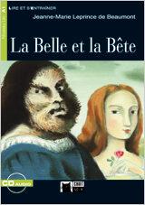 La Belle Et La Bete: Livre + Cd - Prince De Beaumont Jeanne-marie Le
