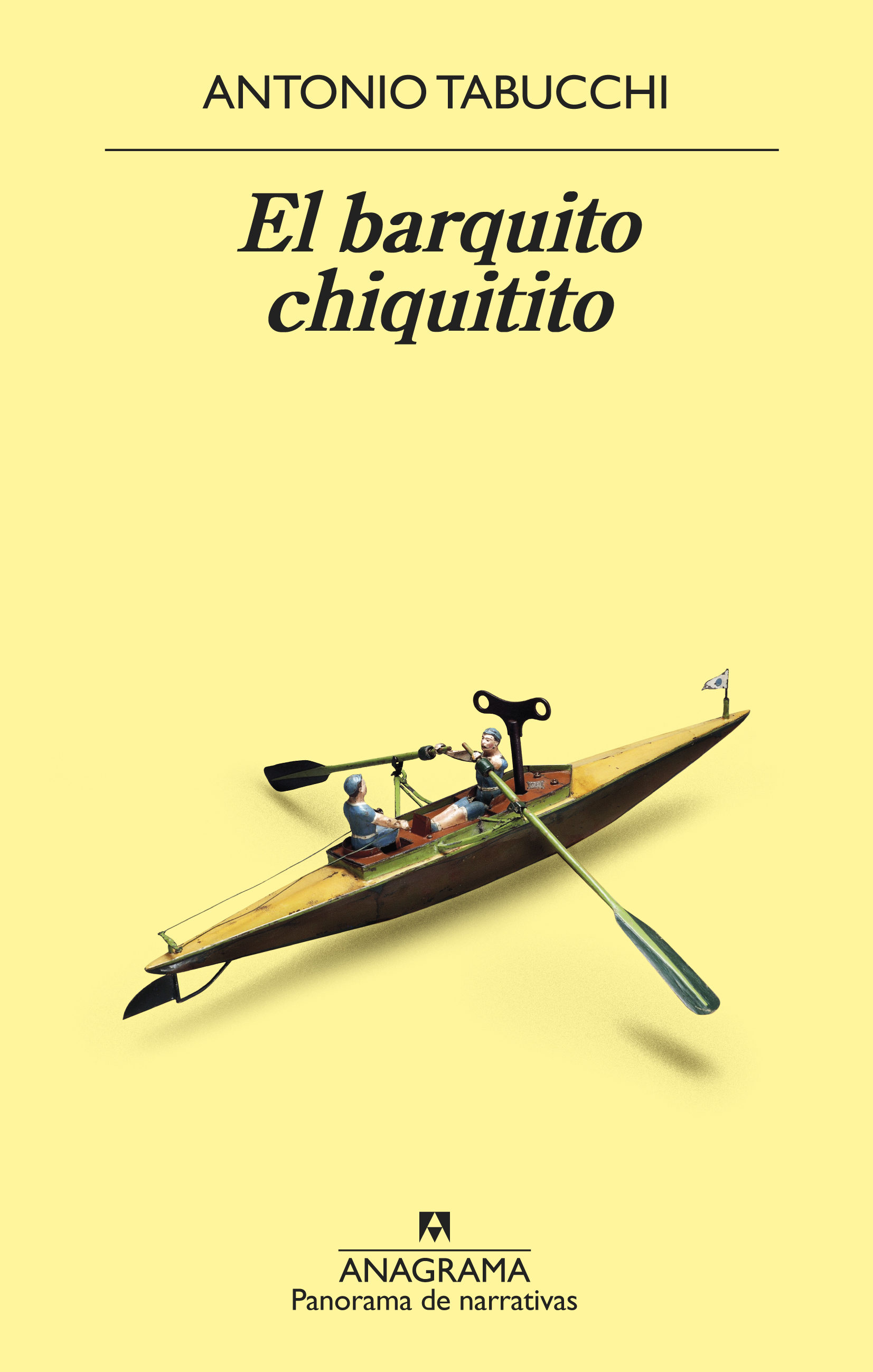 El Barquito Chiquitito - Tabucchi Antonio