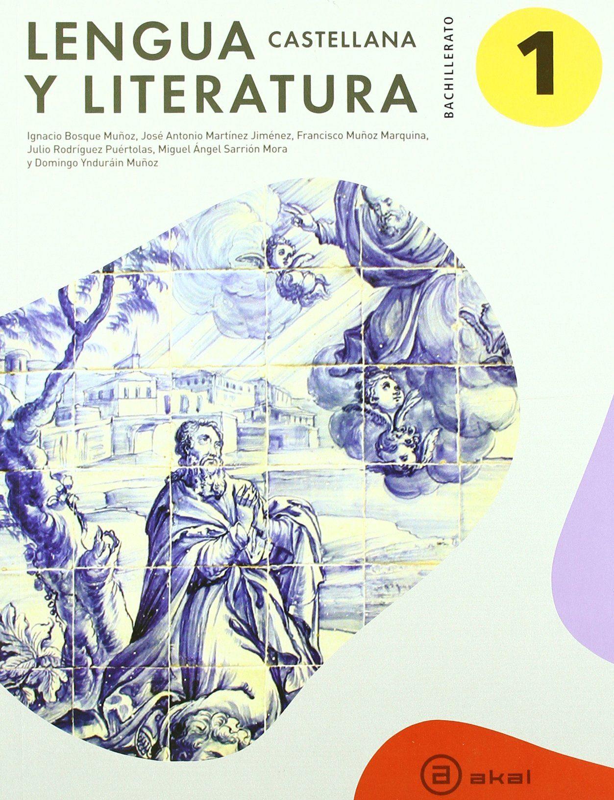 Lengua Castellana Y Literatura Xvii 11 1º Bachillerato - Vv.aa.