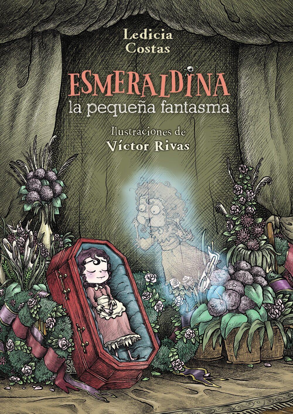 Esmeraldina La Pequeña Fantasma - Costas Ledicia