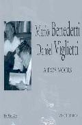 A Dos Voces (incluye Audio Cd) - Benedetti Mario