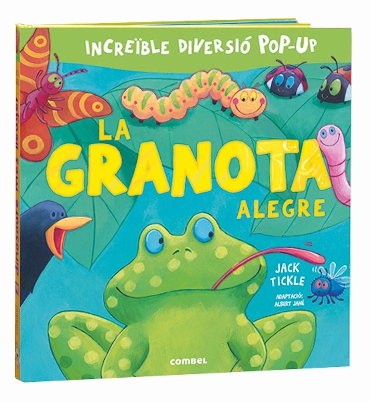 La Granota Alegre - Tickle Jack