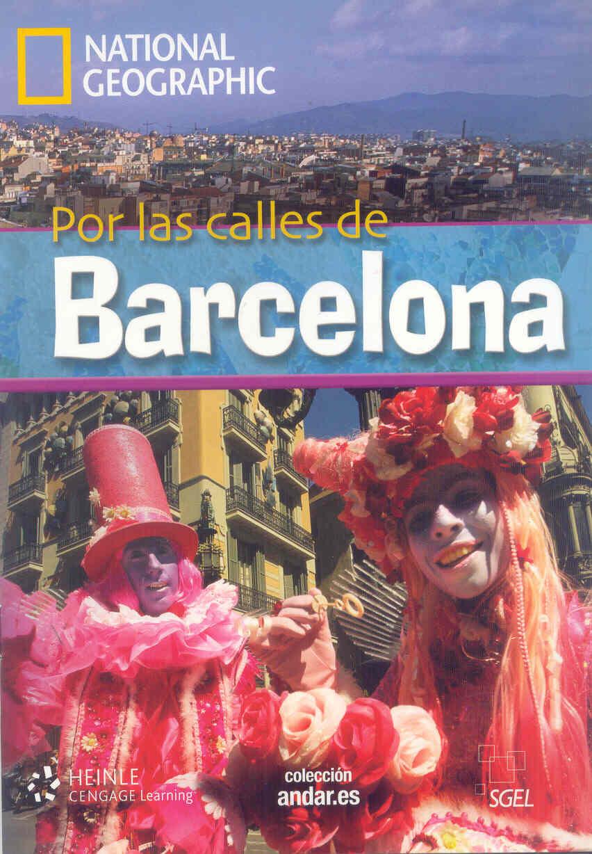 National Geographic Por Las Calles De Barcelona Dvd - Vv.aa.