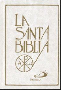 Santa Biblia. Modelo 1ª Comunion. Tamaño Bolsillo. Nigar Blanca - Martin Nieto Evaristo (ed.)