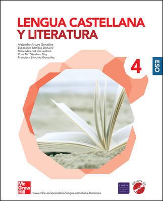 Lengua Castellana Y Literatura. 4º Eso - Vv.aa.