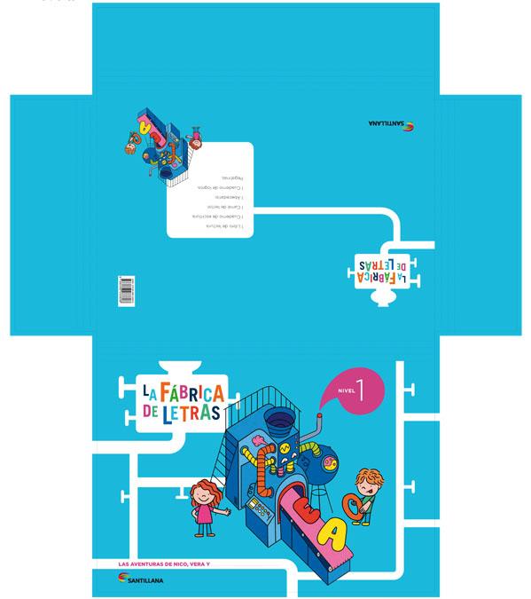 La Fabrica De Las Letras Infantil 3 Años Cast Ed 2016 - Vv.aa.