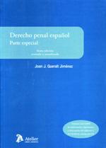 Derecho Penal Español: Parte Especial (6ª Ed.) - Queralt Jimenez Joan Josep
