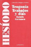 Teogonia Trabajos Y Dias - Hesiodo
