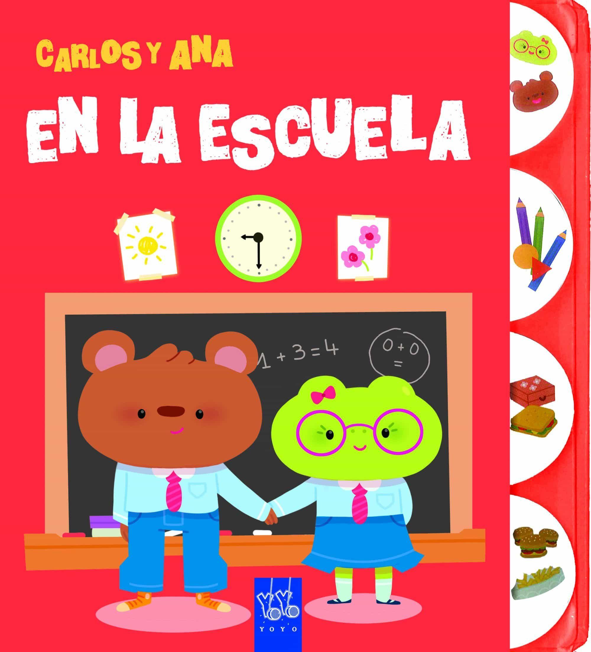 En La Escuela: Carlos Y Ana - Yoyo