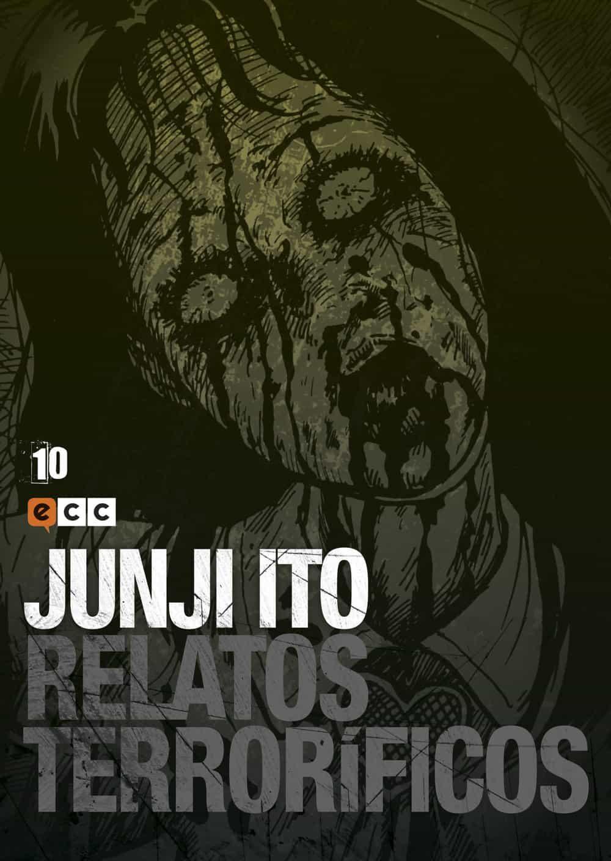 Junji Ito: Relatos Terroríficos Núm. 10 - Ito Junji