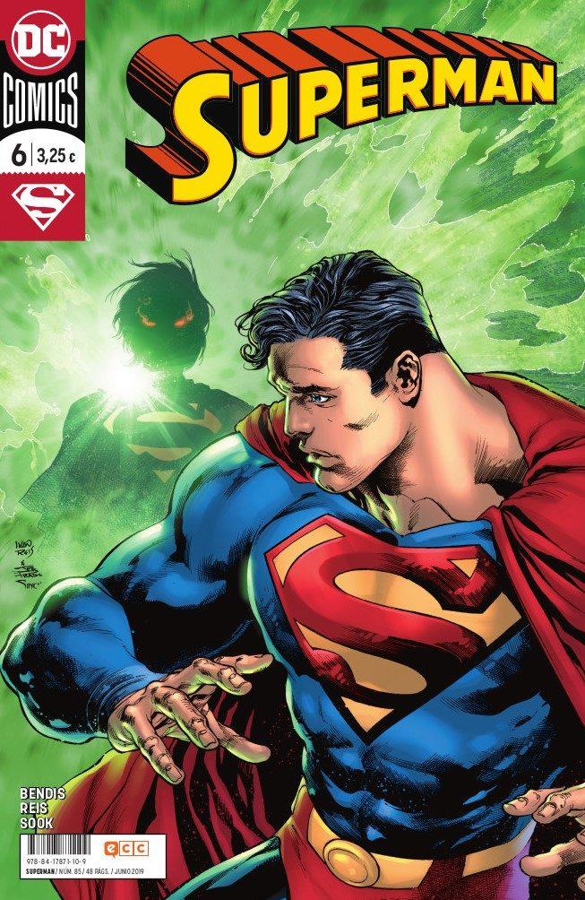 Superman Nº 85/6 - Bendis Brian Michael