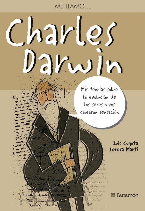 Charles Darwin - Cugota Lluis