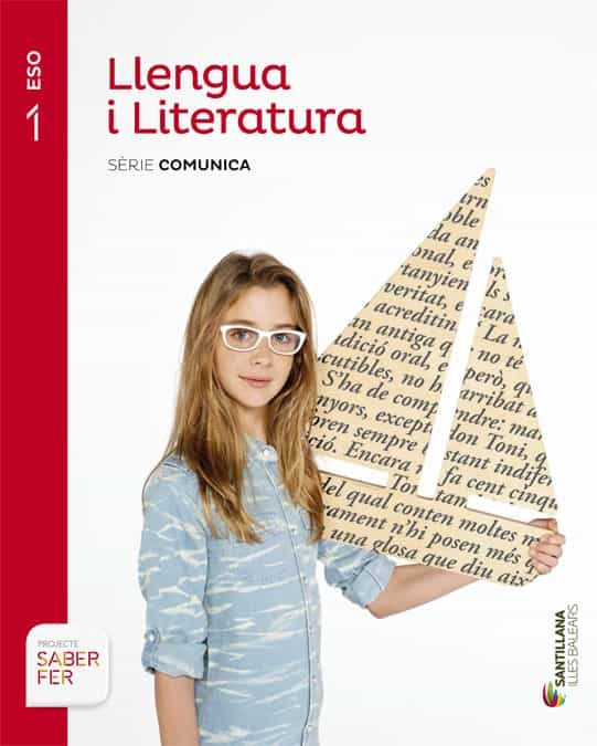 Llengua 1º Eso Baleares Catalan Ed 2015 - Vv.aa.
