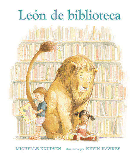 Leon De Biblioteca - Knudsen Michelle