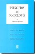 Principios De Sociologia - Tonnies Ferdinand