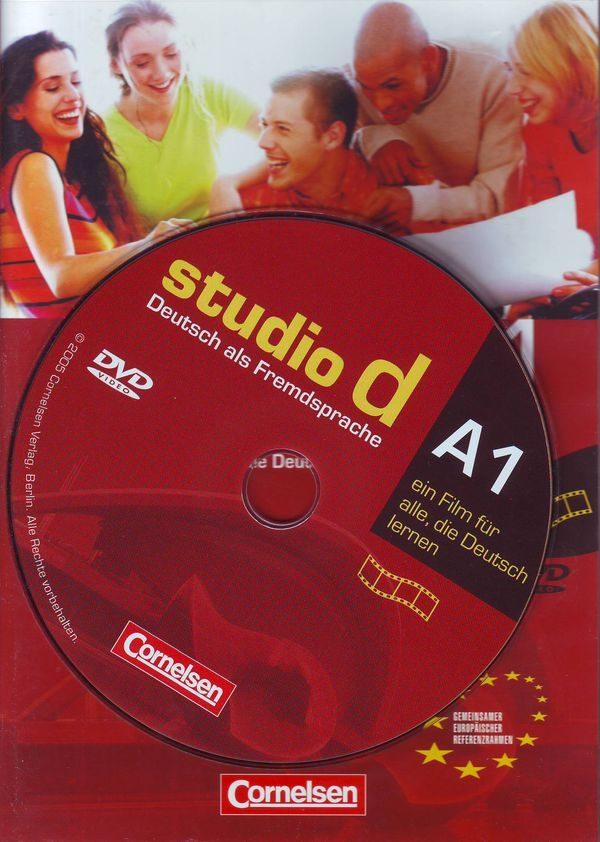 Studio D A1: Deutsch Als Fremsprache (dvd) - Vv.aa.
