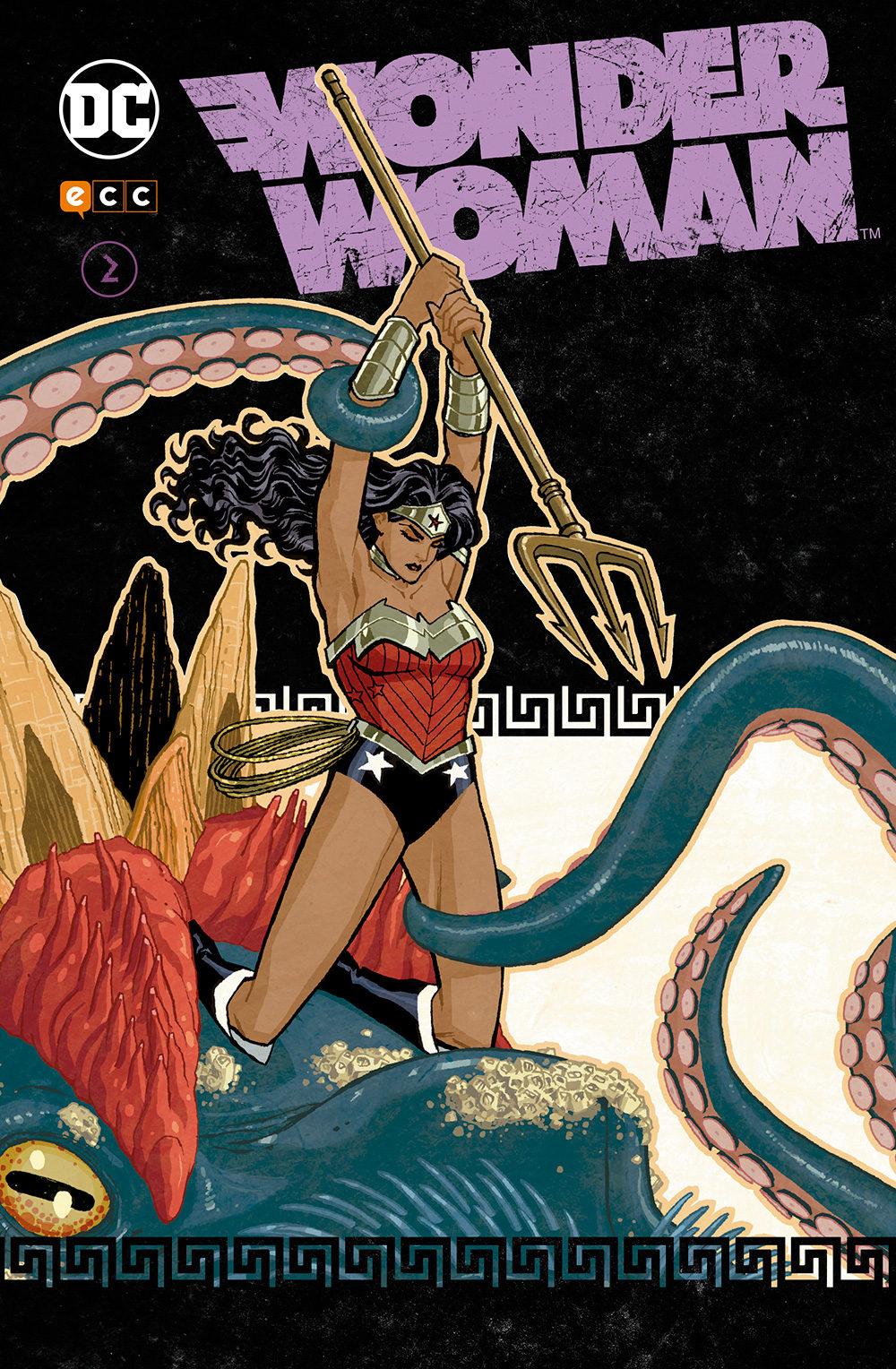 Coleccionable Wonder Woman Núm. 02 - Azzarello Brian