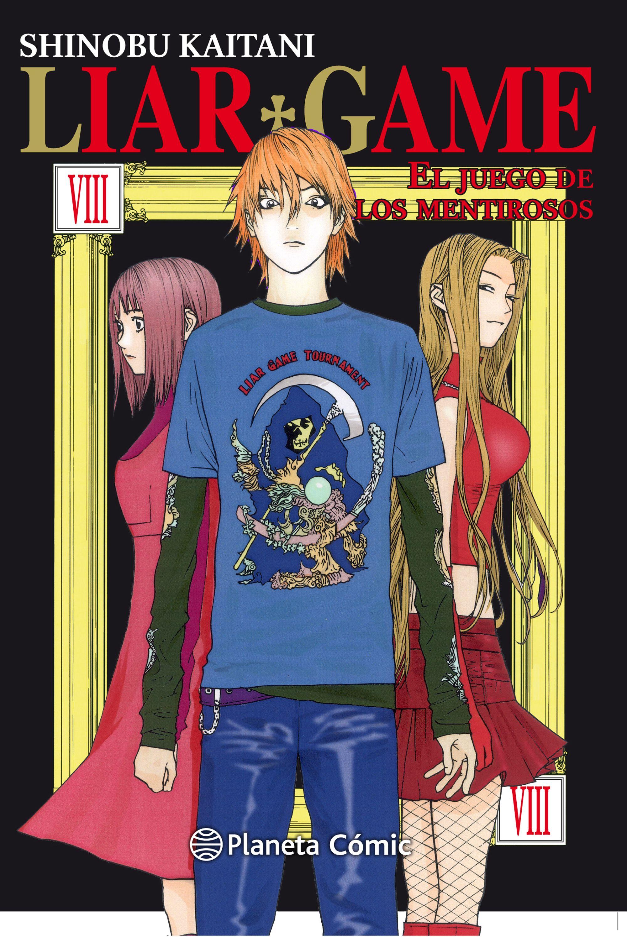 Liar Game Nº 08/19 (nueva Edición) - Kaitani Shinobu