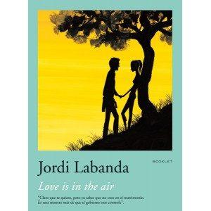 Love Is In The Air (booklet) - Labanda Jordi