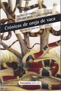 Cronicas De Oreja De Vaca - Jeftanovic Andrea