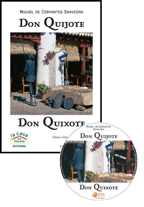 Don Quijote = Don Quixote (ed. Bilingüe Español-ingles) (version Abrev - Cervantes