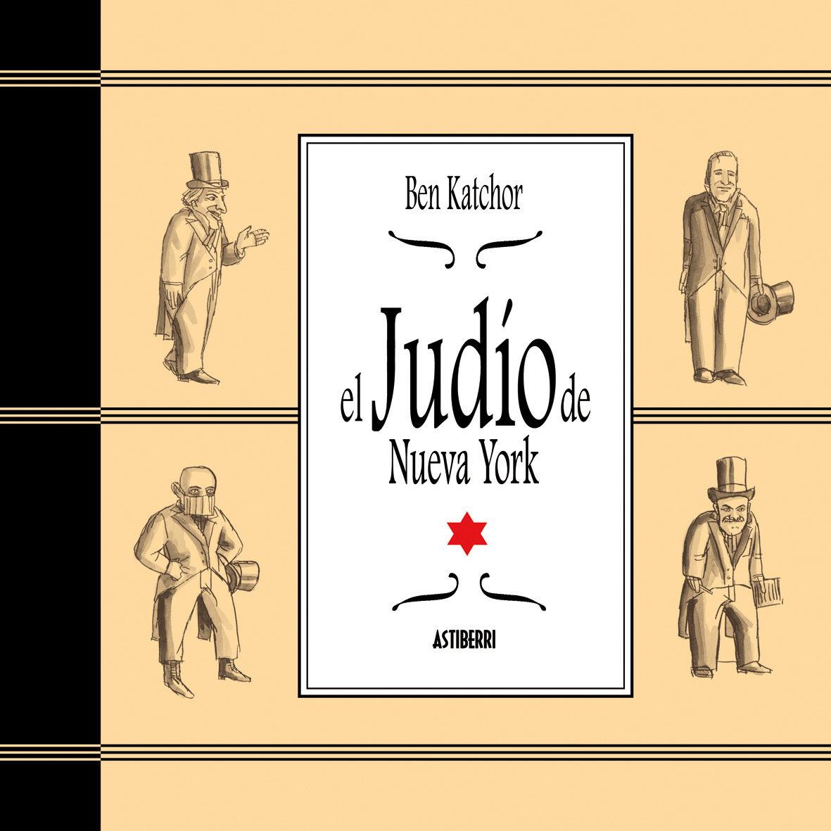 El Judio De Nueva York - Katchor Ben