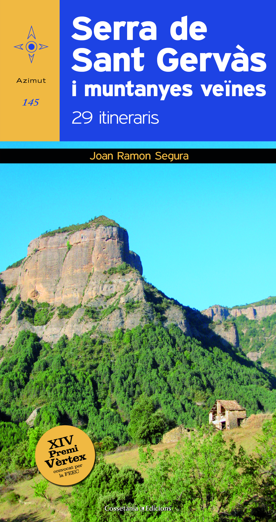 Serra De Sant Gervás I Muntanyes Veines - Segura Joan Ramon