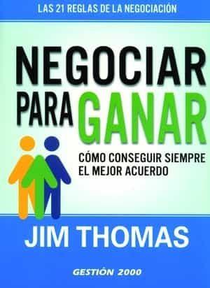 Negociar Para Ganar - Thomas Jim
