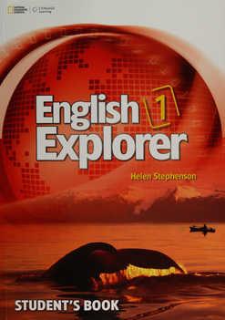 English Explorer 1 With Multirom - Vv.aa.