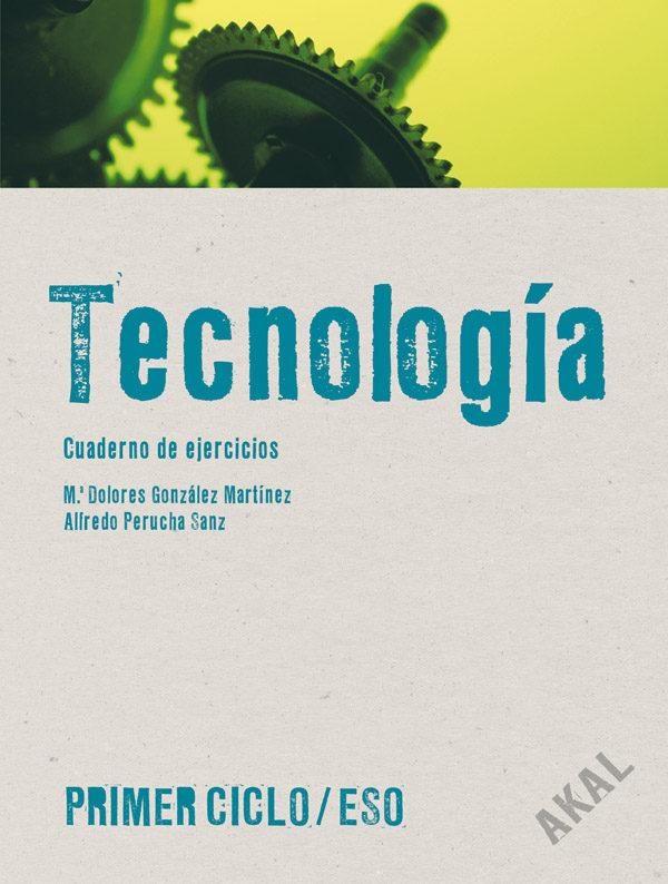 Cuaderno Tecnologia: Cuaderno De Ejercicios (1º Eso) - Vv.aa.
